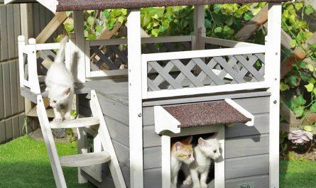 Crear una caseta para el gato casera