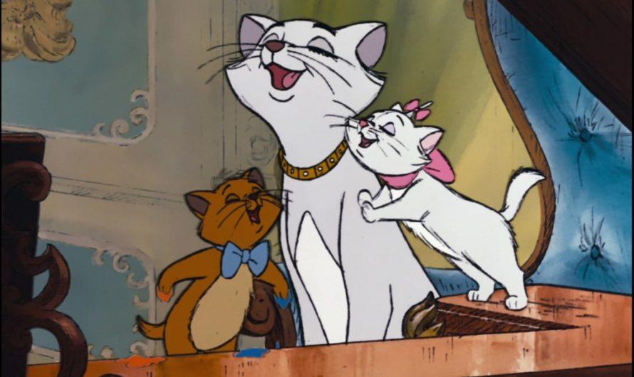 Los gatos más famosos de Disney